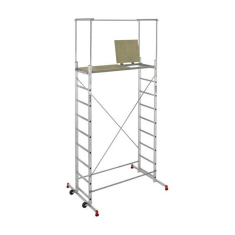 Échafaudage aluminium 4.7 m NIMBUS 250