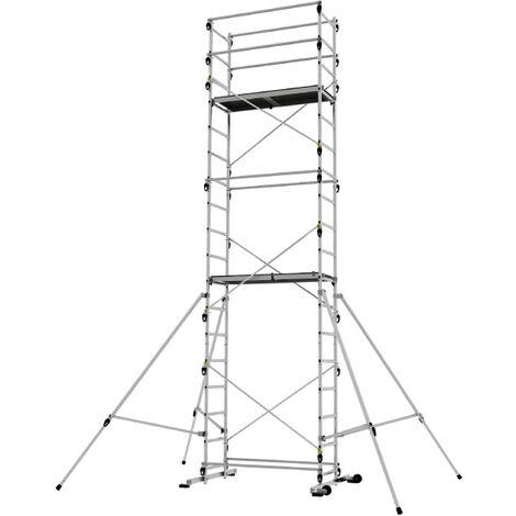 """main image of """"Echafaudage domestique - Hauteur de travail maximale de 6.65m"""""""