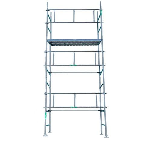 Échafaudage fixe 6x3 m