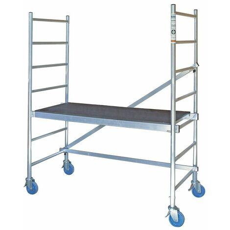 Echafaudage mobile en aluminium