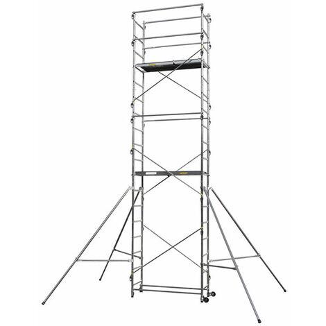 """main image of """"Echafaudage pour escalier - Hauteur de travail maximale de 6.5m"""""""