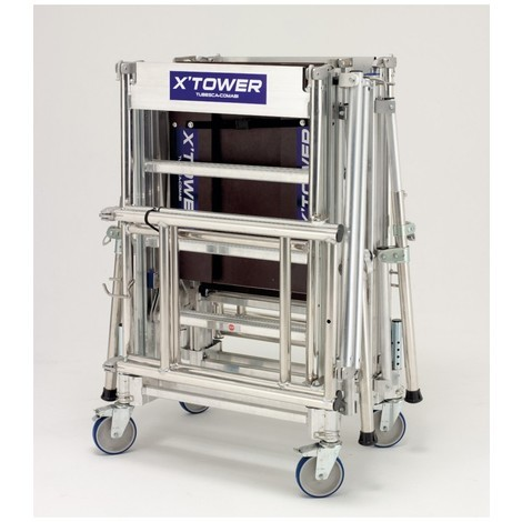 Echafaudage télescopique - XTOWER (plusieurs tailles disponibles)