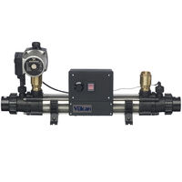 Echangeur de chaleur Vulcan TOTAL Titane analo 40kW