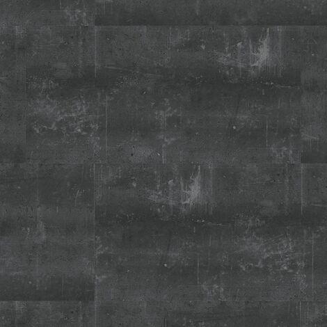 Echantillon Sol PVC clipsable - Essentiel Click 30 design COMPOSITE-noir - TARKETT