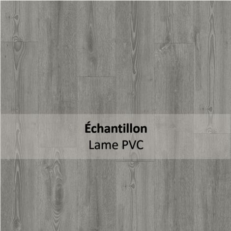 Echantillon Sol PVC clipsable - Essentiel Click 30 imitation parquet SCANDINAVIAN OAK MD gris - TARKETT