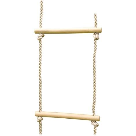 Echelle corde pour portique Amca - Dimensions 2 à 2,5 m