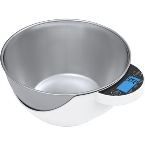 échelle cuisine avec bol 1,8 l