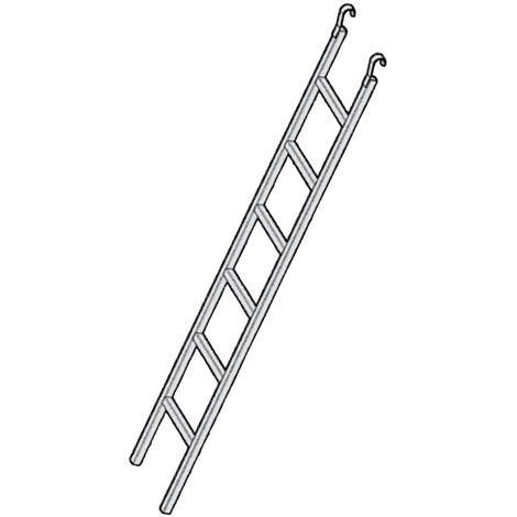 Echelle d'accès acier galvanisé