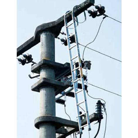 Echelle de pylone suspendue pour mât (plusieurs tailles disponibles)