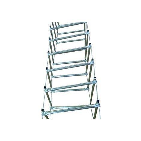 Echelle de secours en forme de cage. (plusieurs tailles disponibles)