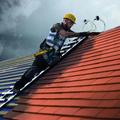 Échelle de toit