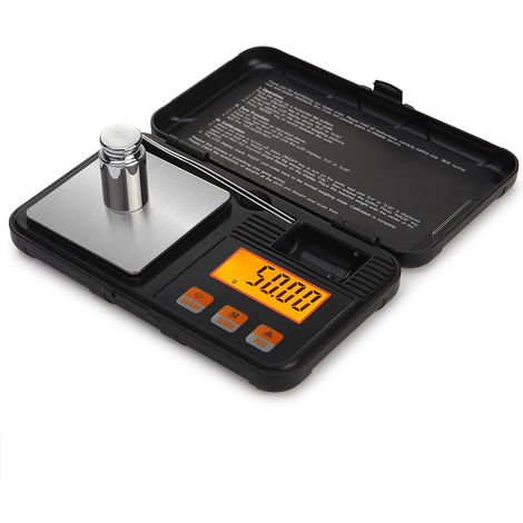 Echelle Milligramme Haute Precision, 200G / 0,01G