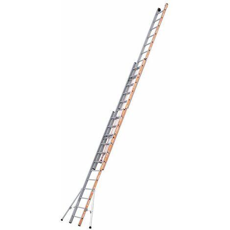 Echelle PRONOR COULISSE CORDE 3 PLANS - 8M57 - 3X12