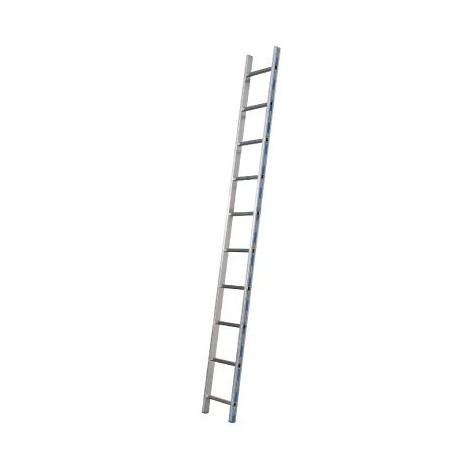 Echelle simple aluminium KS - Plusieurs hauteurs disponibles