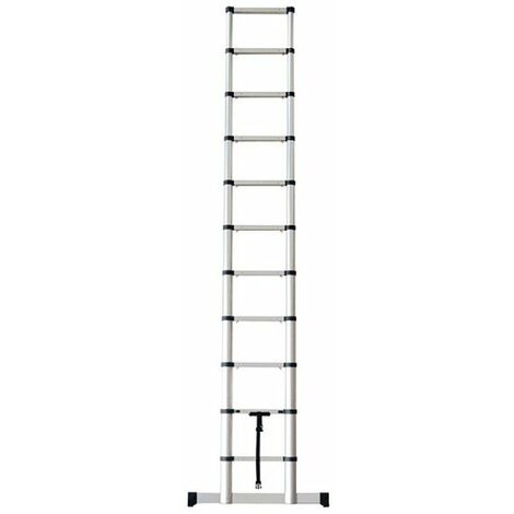 Echelle telescopique x-scopic 1x11 3m20 - brico