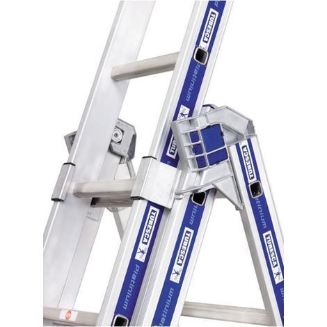 Claves para elegir la escalera o el andamio adecuados