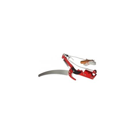 Échenilloir professionnel avec lame de machette et lame de scie
