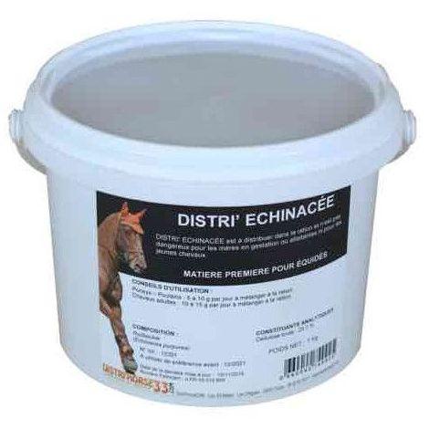 Echinacée Cheval - Accompagne les défenses immunitaires