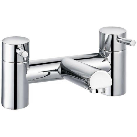 Echo Chrome Bath Filler