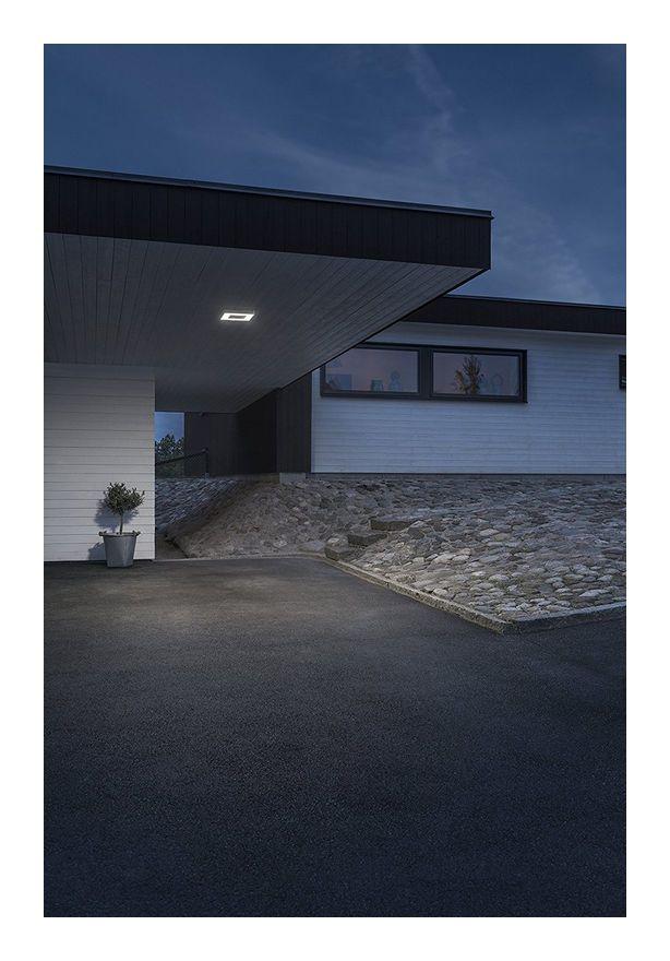 LED Außenleuchte Deckenleuchte Fernbedienung Konstsmide 7986-250