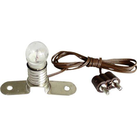Eclairage 3,5 V avec bande métallique E 10 A11184
