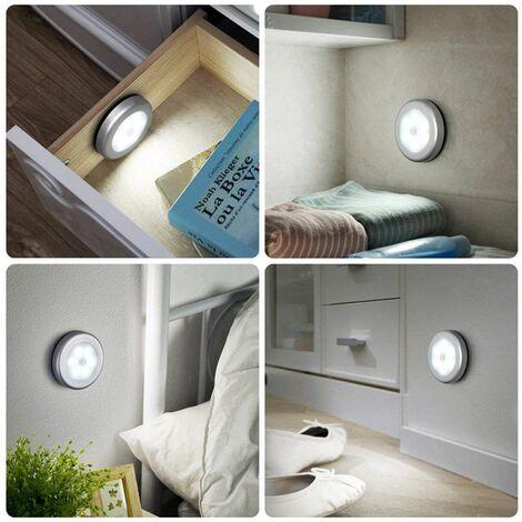Éclairage d'allée de lampe de détecteur de détecteur de mouvement de plafonniers de Countrol légers blanc - blanc