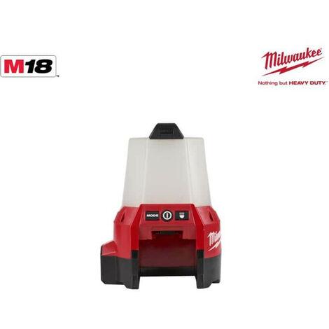 Eclairage de chantier 360° MILWAUKEE M18 TAL-0 sans batterie ni chargeur - 4933464134