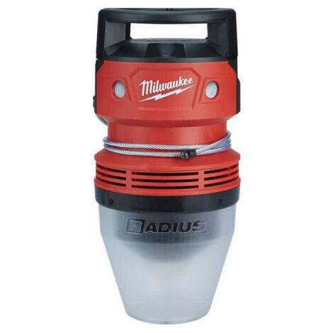 Eclairage de chantier LED MILWAUKEE HOBL 7000 - Filaire 4933464126