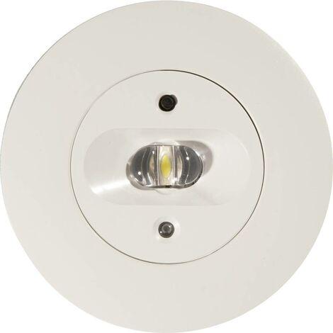 Eclairage de sécurité B-SAFETY S-LUX STANDARD BL552038 montage par encastrement au plafond 1 pc(s)