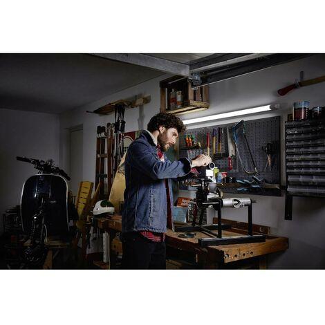 Eclairage de vitrine à LED LEDVANCE LED Power Batten L 4058075266490 Puissance: 12 W blanc neutre N/A 12 kWh/1000