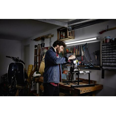 Eclairage de vitrine à LED LEDVANCE LED Power Batten L 4058075266636 LED intégrée Puissance: 50 W blanc chaud N/A