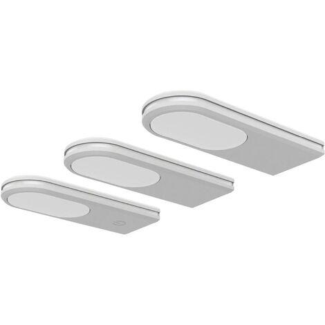 Eclairage de vitrine Müller-Licht Leuchtmittel 404031 LED intégrée Puissance: 14 W blanc chaud, blanc froid, blanc l