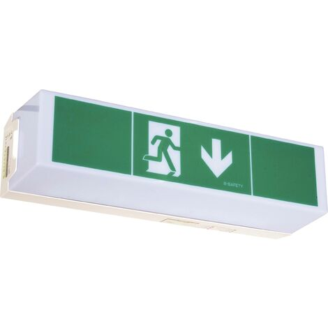 Eclairage d'issue de secours B-SAFETY BR 565 030 S36147