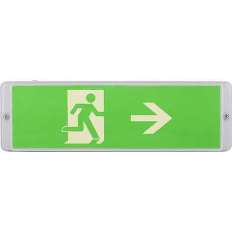 Eclairage d'issue de secours Smartwares 10.040.73 X17223
