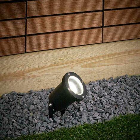 Éclairage Jardin Spot Extérieur à Piquer IP54