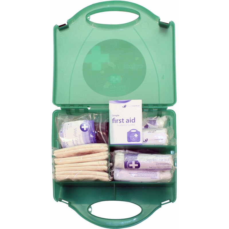 Image of Eclipse 90810 10 Person First Aid Kit