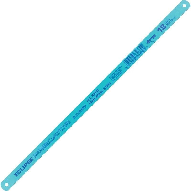 Image of 12'X1/2'X18TPI Plus 30 HS S Hacksaw Blade - Eclipse Blue
