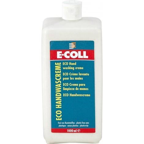 ECO Crème lavante pour les mains sans PU 1L E-COLL