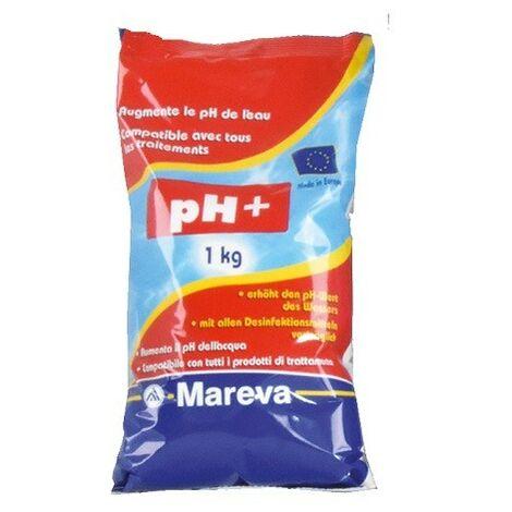 Éco-dose pH+ 1 kg de Mareva - pH, TAC