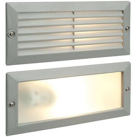 Eco IP44 40W recessed - textured grey paint
