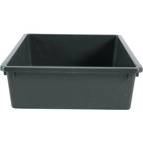 Eco Small litter box 28,5 x 38,5 x 9,5 cm- GREY