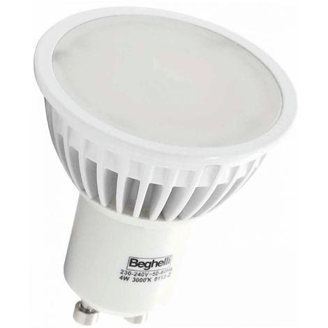 ECO SPOT LED 4W 230V GU10 4000K - BEG 56024