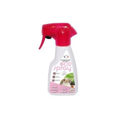 Eco spray rongeurs gale fl 250ml