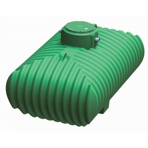 Ecobase cuve de stockage d'eau de pluie basique - 10 000 L