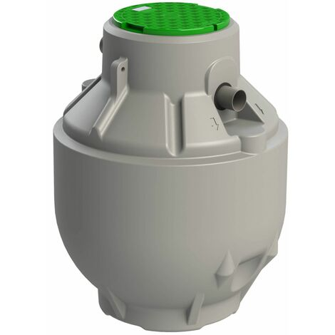 Ecobase cuve de stockage d'eau de pluie basique - 1000 L
