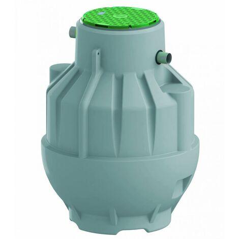 Ecobase cuve de stockage d'eau de pluie basique - 2000 L
