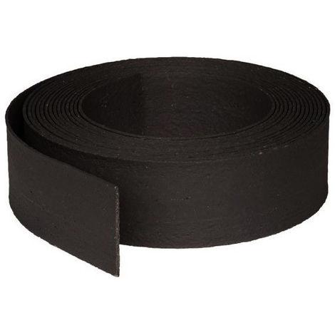 Ecoboard Flex noir - 25 m x 14 cm - Michel Oprey & Beisterveld