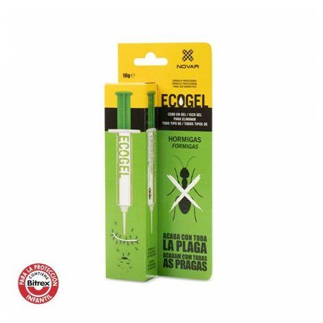 "main image of ""Ecogel elimina hormigas jeringa 10 gramos caja carton"""