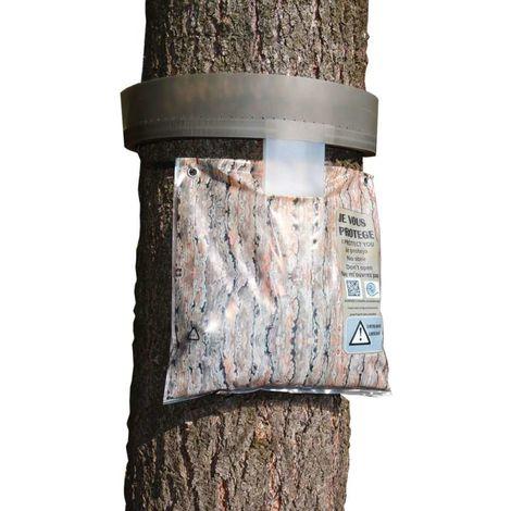 Écopiège® Ø 30 cm contre les chenilles processionnaires du pin