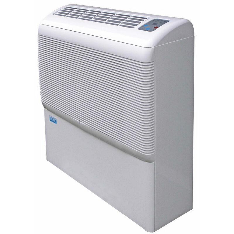 Image of Ecor Pro D850 Industrial Wall Fixed Dehumidifier - 65 Litres - D850E